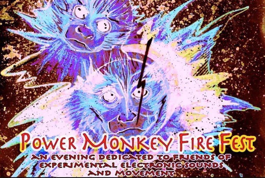 Werkhalle Wiesenburg Berlin - Power Monkey Fire Fest