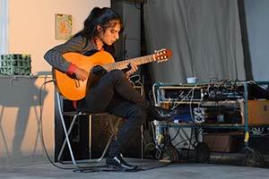 Events - Jesus Herrera - Werkhalle Wiesenburg Berlin