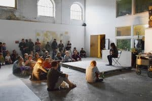 Werkhalle Wiesenburg Berlin - Wiesenburg Festival #2 - Jesus Herrera