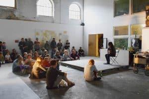Events - Werkhalle Wiesenburg Berlin - Wiesenburg Festival #2 - Jesus Herrera