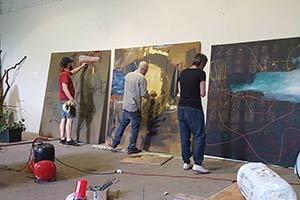 Artists - Holmer Henriksson Schama