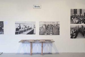 Werkhalle Wiesenburg Berlin - Exhibitions - Eine Mutter war...