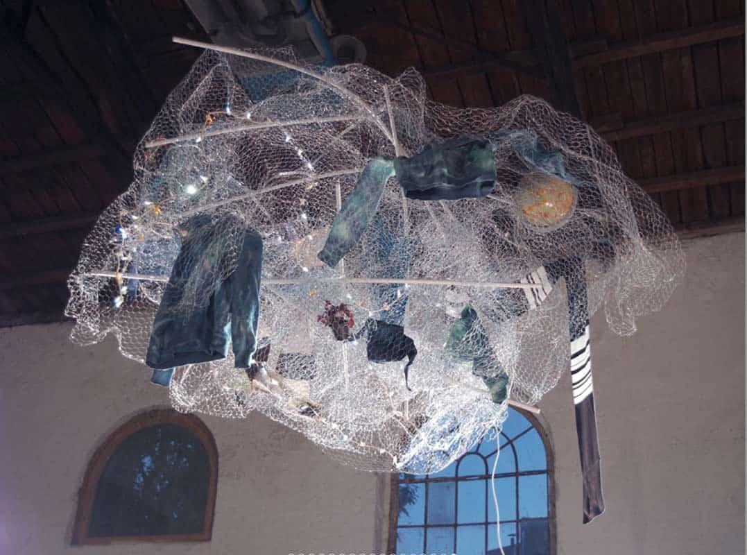 Werkhalle Wiesenburg - Immanuel Rohringer, Fashion Cloud