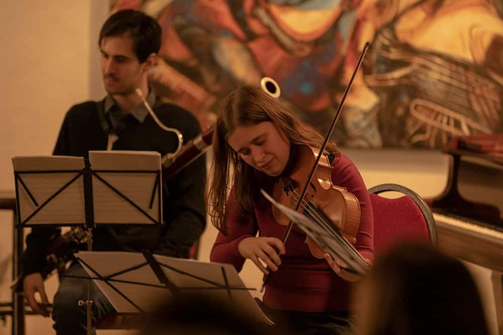 Shasta Ellenbogen Classical Sunday