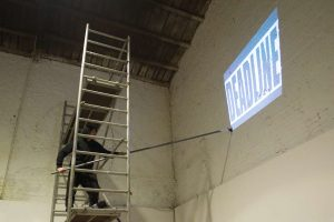 Deadline, 2018, installation