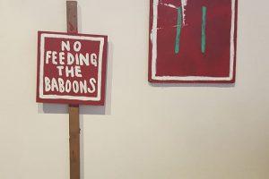 "Jon Konkol - ""No Feeding the baboons"""