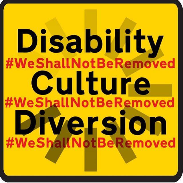 Disability Culture Diversion - Caroline Cardus