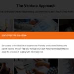 Ventura services page