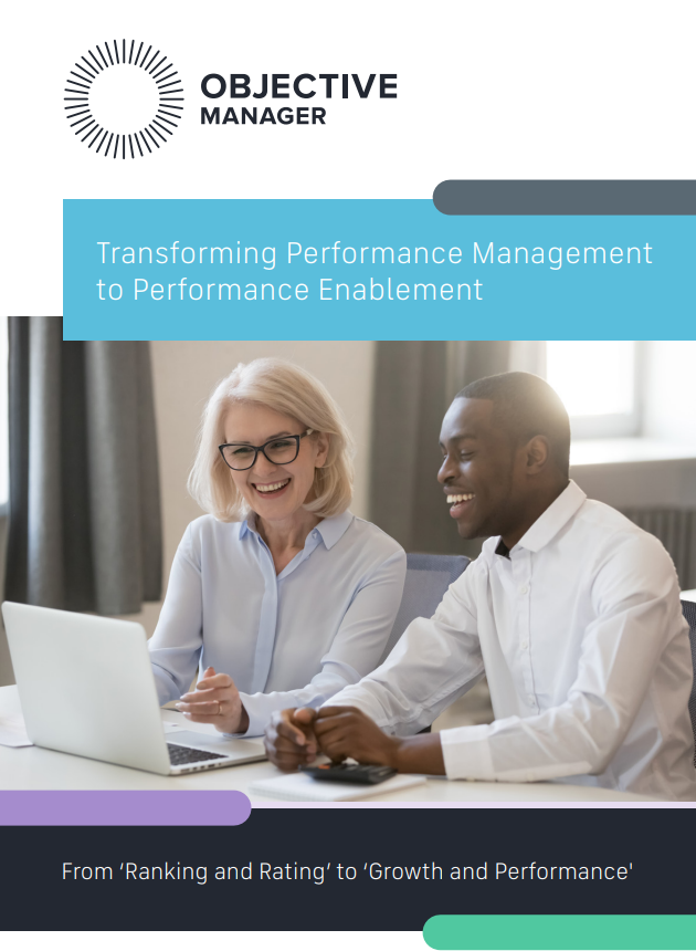 Objective Manager White Paper cover