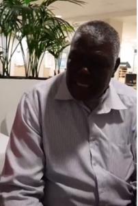 Tsvangirai's brother