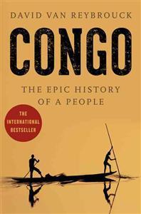 Congo (David van Reybrouck book cover