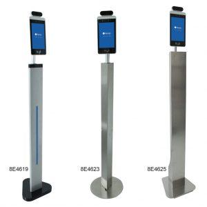 Kropstemperatur scannere