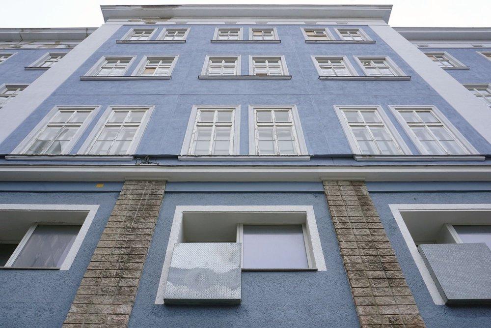 Blaues Haus beim Wiener Westbahnhof, Abriss 2019