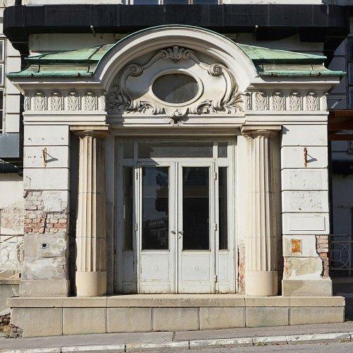 AKH: Historische Kliniken verfallen!