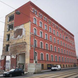 Historische Fabrik in Simmering gerettet