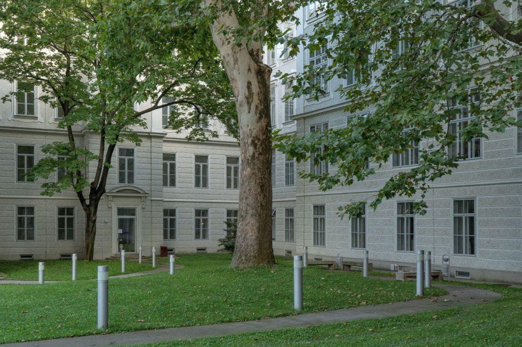 Spitalgasse 23, Med Uni Wien