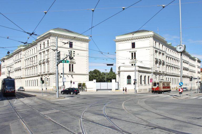 ehemalige Rennweg-Kaserne, 1030 Wien