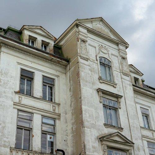 Historische AKH-Kliniken: Petition gegen Abriss