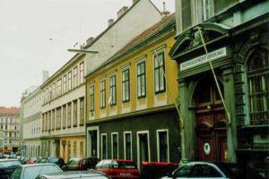 Altbau Sperrgasse 15 vor dem Abriss, 1150 Wien