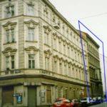 Altbau in der Stättermayergasse 15, später abgerissen, Rudolfsheim-Fünfhaus, Wien