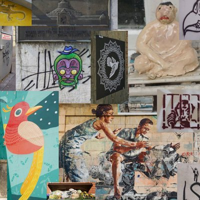 Spuren in der Stadt: Landstraße