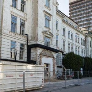 AKH: Stadt Wien reißt historische Klinik ab!