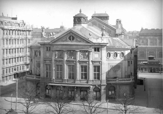 Wiener Bürgertheater, erbaut 1905, später abgerissen