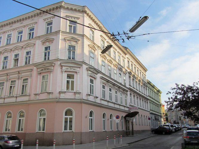 Abriss 2018/2019: Bachgasse 5 (16. Bezirk)