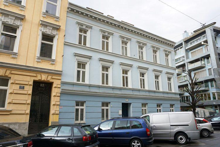 Gründerzeithaus in der Baumgasse, 1030 Wien