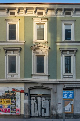 Frühgründerzeithaus Hofmühlgasse 6 in Wien-Mariahilf