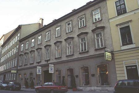 Mollardgasse 54: Erbaut 1846, Abriss 2019 (Foto: MA 19/Stadt Wien)