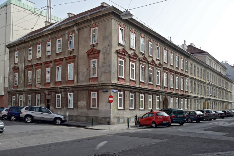 Abriss 2017: Raffaelgasse 10 (20. Bezirk, Foto: Linie29, CC BY-SA 3.0)