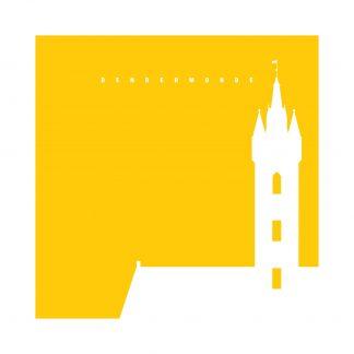 Minimalistisch - Strak Stadhuis - 30x30