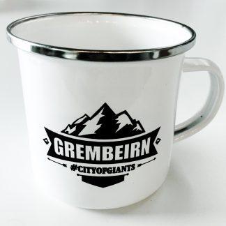 Enamel Mug Limited Zjat - Grembeirn