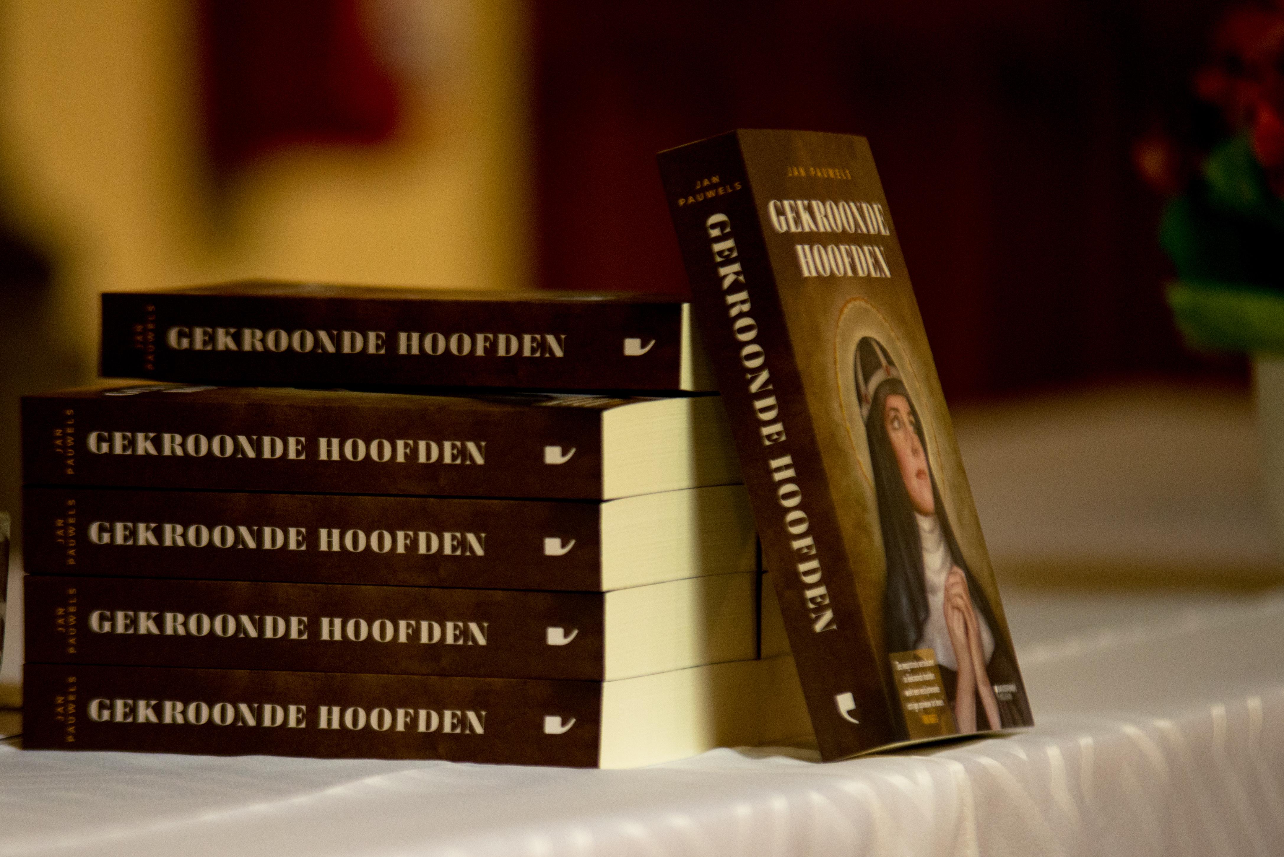 Boek - Gekroonde hoofden