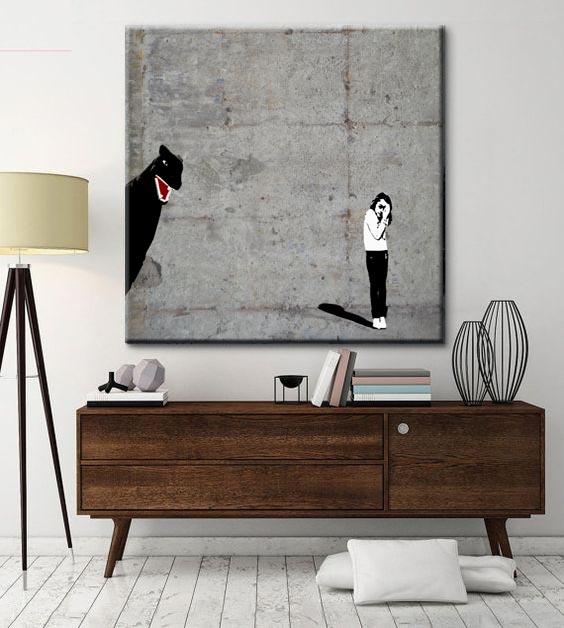 Banksy Knapsky Dendermondsky