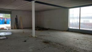 Foto nieuwbouw MFA - binnen De Steiger