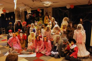 Acts griezeltocht 2016
