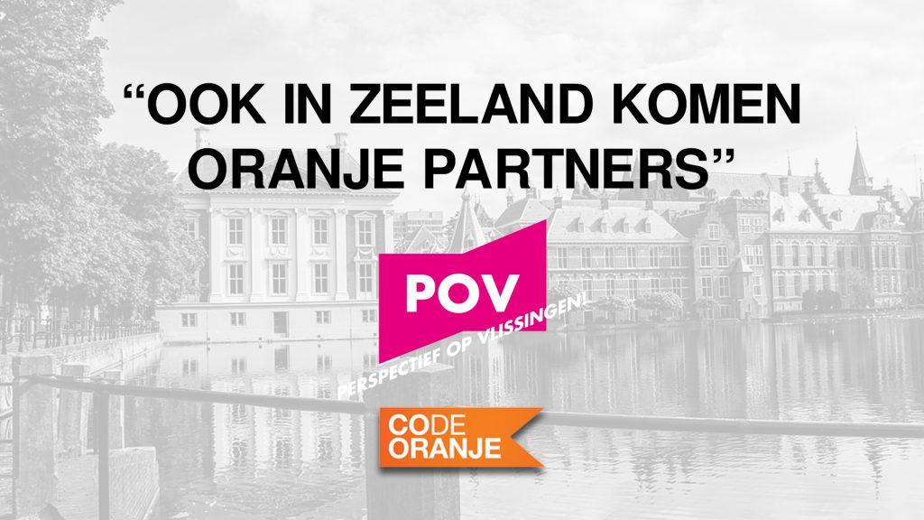 partner code oranje