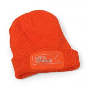 Code Oranje campagne Muts