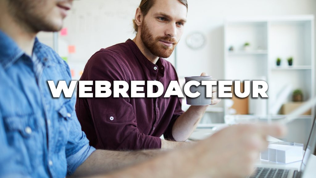 Vacature: Webredacteur