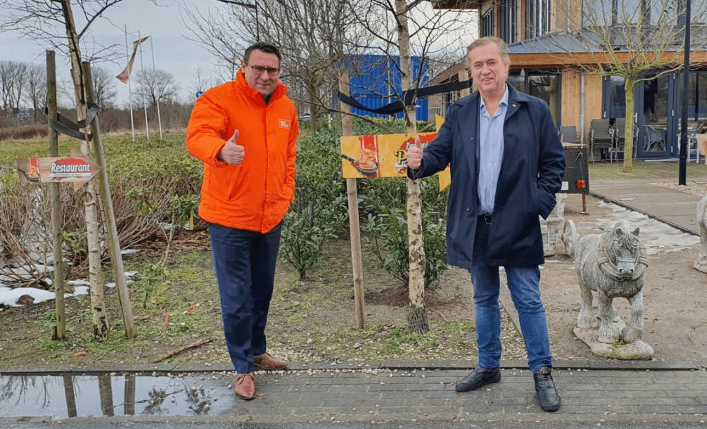 Frans Stuy en Richard de Mos
