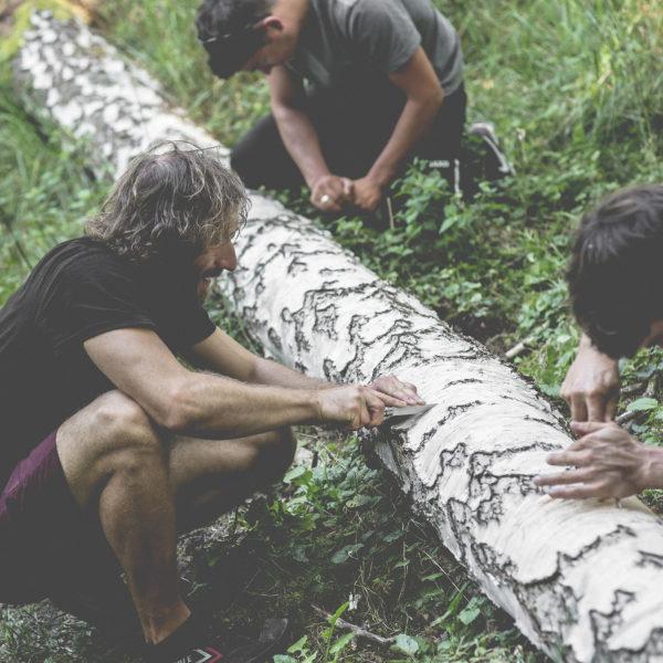 überlebenstraining für einsteiger Rostock survival abenteuer feuer wild wandern camping wald natur