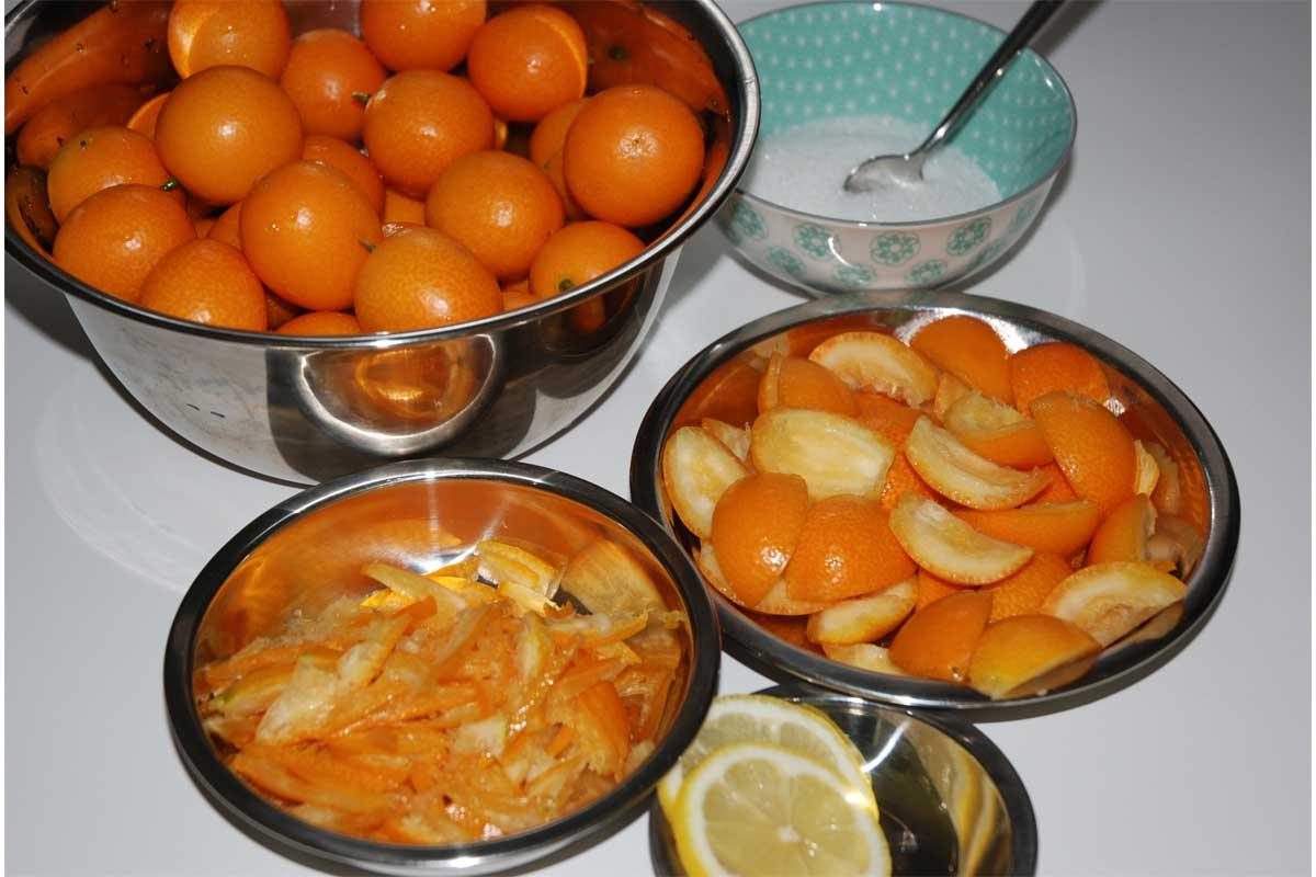 kumquat marmalade photo: ©️Nel Brouwer-van den Bergh