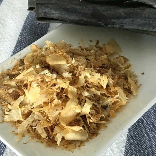 dashi ingredients photo: ©️Nel Brouwer-van den Bergh
