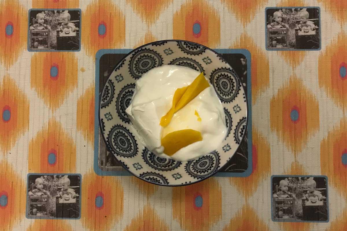 Yoghurt: ©️ Nel Brouwer-van den Bergh