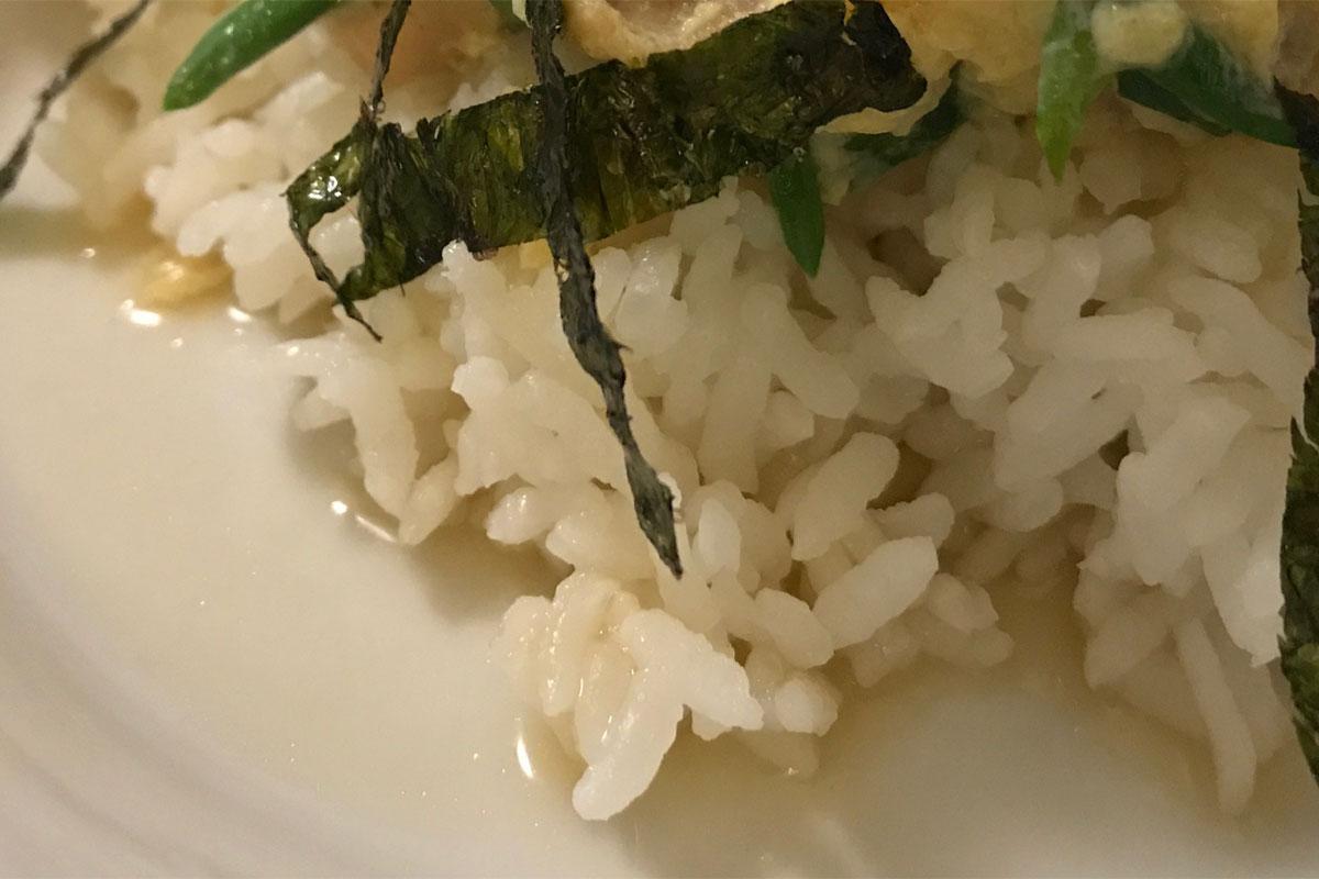 sushi rice: ©️ Nel Brouwer-van den Bergh