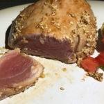 pan-seared tuna steak©️ Nel Brouwer-van den Bergh