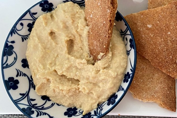 Hummus ©️ Nel Brouwer-van den Bergh