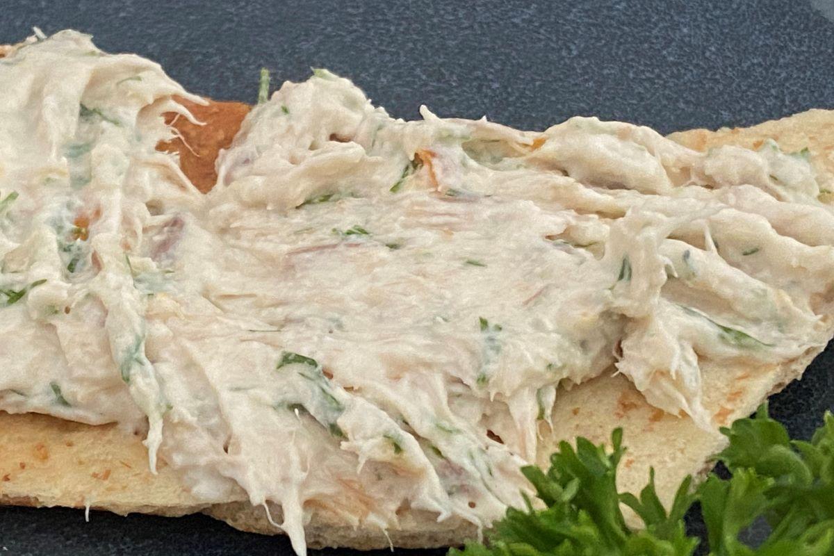 smoked mackerel mousse ©️ Nel Brouwer-van den Bergh